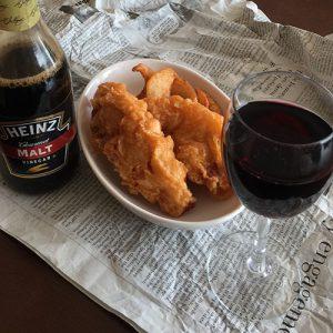 fumifumi談義~フィッシュ&チップス~